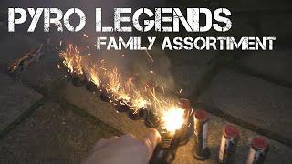 Pyrocentury Pyro Legends Assortiment Vuurwerk Oud en Nieuw 2020 - 2021