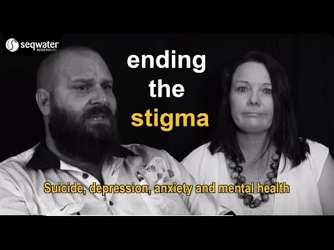 Ending the Stigma around Suicide and Mental Health