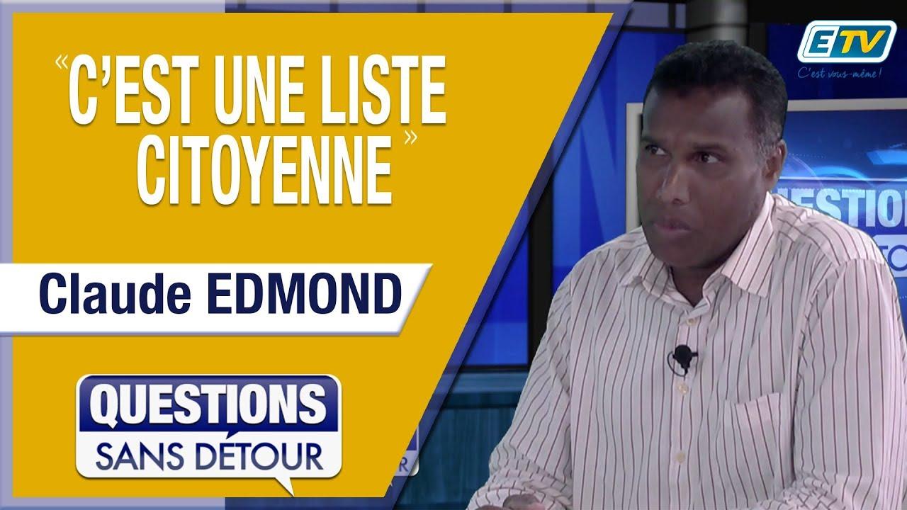 Questions Sans Détour avec Claude EDMOND