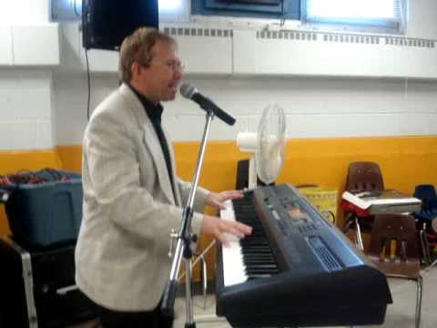 NJ Choir of El Shaddai with Bro Steve Kuban