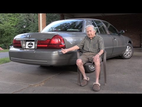 Surprise Borla Exhaust Install For My Grandpa's Mercury Grand Marquis!