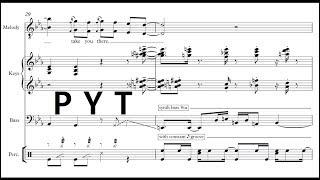 Video Jacob Collier - P.Y.T. (Transcription) download MP3, 3GP, MP4, WEBM, AVI, FLV Agustus 2018