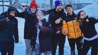 LES CROÛTONS AU CANADA ! (Vacances d'hiver au Canada avec toute la team)