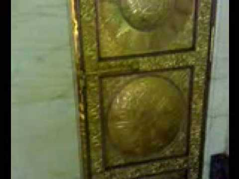 Khana Kabah (Holy Haram Mosque - Makkah, Saudi Arabia) from inside - SubhanAllah Travel Video