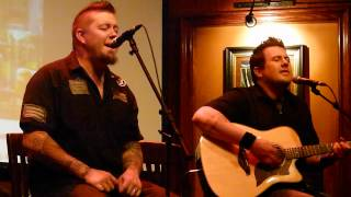 "12 Stones Hard Rock Acoustic ""World So Cold"""