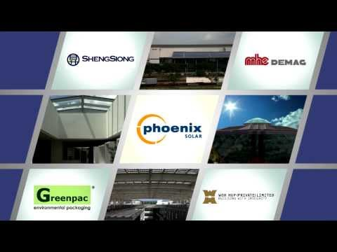 Corporate Video - Phoenix Solar Pte Ltd (long)
