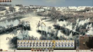 """TW: Rome 2 Online Battle #0200: """"Fullstack Iceni Rush v Noob Box"""""""