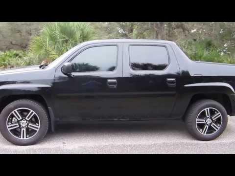 For Sale: 2013 Honda Ridgeline Sport 4WD With Only 4,705 Miles, Craigslist, Autotrader, Sarasota FL