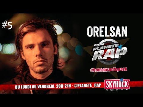 Download Youtube: Planète rap #5 - La fête est finie (Orelsan) avec Gringe