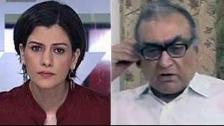 Asked to explain sensational allegation, Justice Katju walks out of NDTV interview