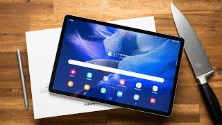 Samsung Galaxy Tab S7 FE Unboxing & Hands On