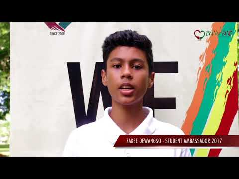 Being Kind Foundation Profile - 2017