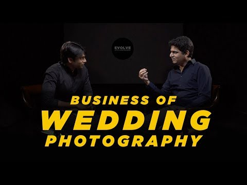 How to venture successfully into Wedding Photography Business today? | Evolve with Titans