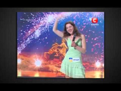 Видео, Украина мае талант 2   Нина Зубко ЖЖОТ Харьков