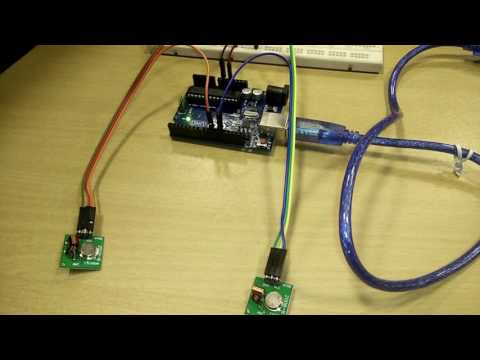 Hack Remote RF Security Locks With Arduino: 10 Steps