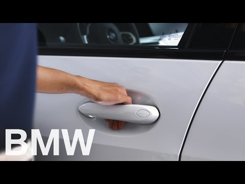 How To Unlock All Doors Using Comfort Access Bmw How To Youtube