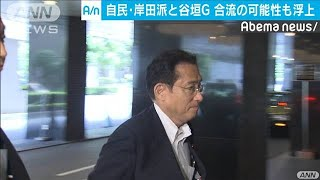 自民・岸田派と谷垣Gが幹部会談 合流の可能性も・・・(19/07/26)