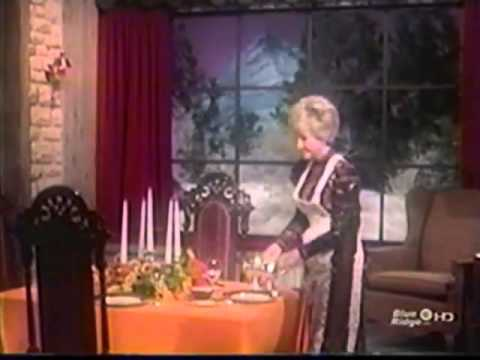 The Lawrence Welk Show - Thanksgiving - Sandi Griffiths Interview - 11-17-1973
