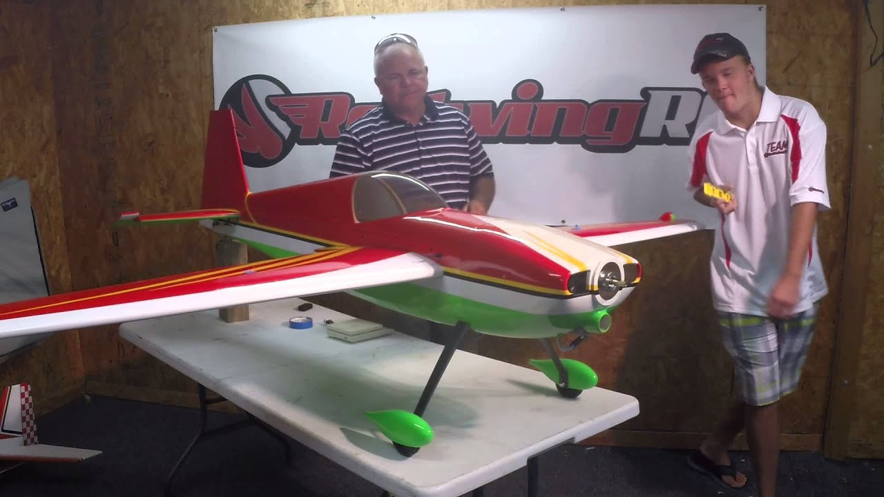 Lateral Balance An Rc Plane Youtube