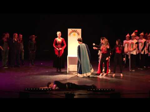 Morgenrood (Pippin - Morning Glow) - Oberon Theaterproducties