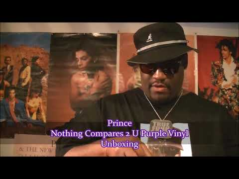 Prince | Nothing Compares 2 U | Purple Vinyl Unboxing