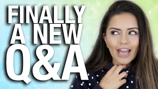 Finally a new Q&A 💚 Meeting my Fiance + Jumping in a SINK HOLE!