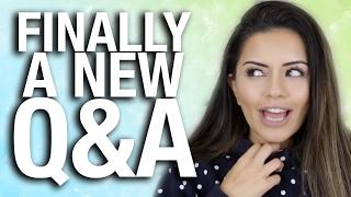 Finally a new Q&A