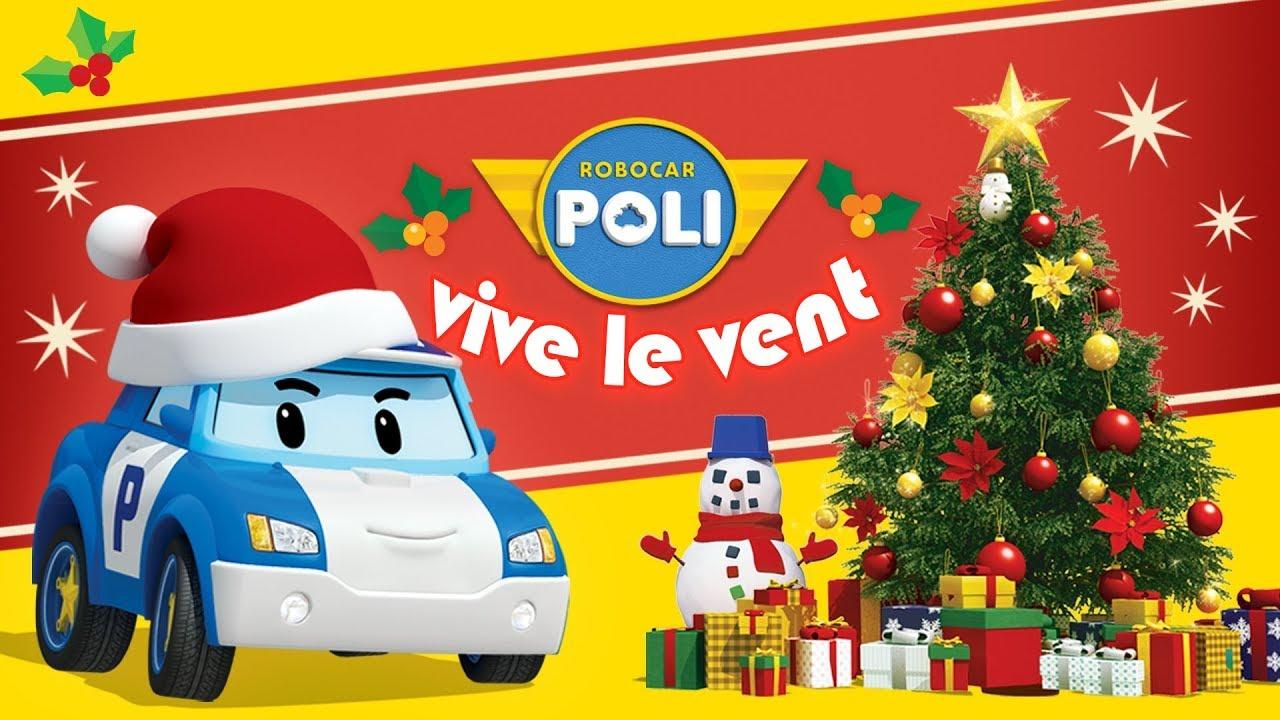 Robocar poli vive le vent chansons pour enfants youtube - Le club robocar poli ...
