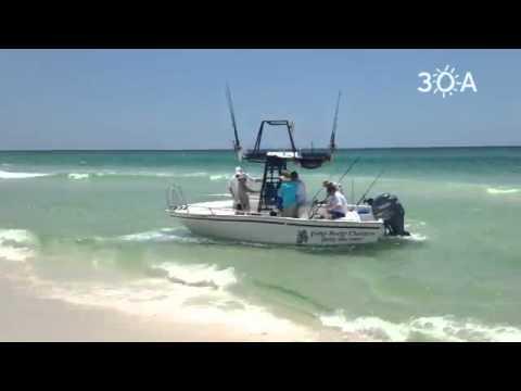 Fishy Booty Charters With Captain Mark On Grayton Beach