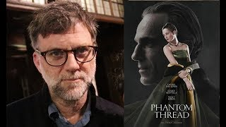 Phantom Thread Screening Paul Thomas Anderson Meeting Fan Talking about Autographs