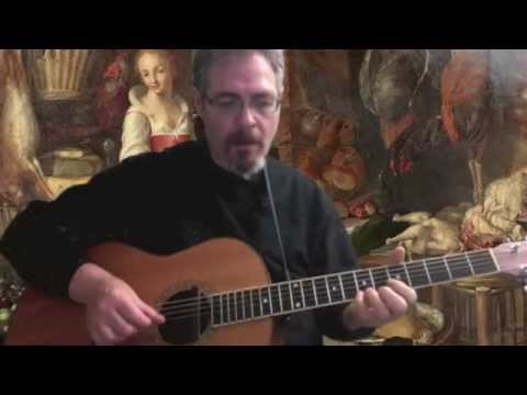 Allemande (Anonymous 16th Century) - Kenny Selcer, guitar