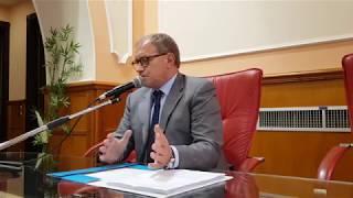 Avellino Amministrative 2018 -  analisi del voto - La  Conferenza Stampa Dino Preziosi