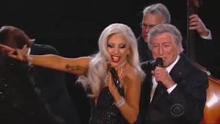 Cheek to cheek - Grammys 2015