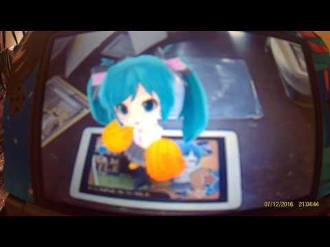 Hatsune Miku sing & smile full song