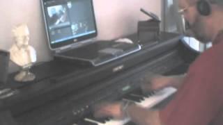 Pablo Alborán - Gracias - Terral (piano cover)