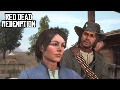 The Outlaw's Return - Red Dead Redemption Mission #49 (HD)