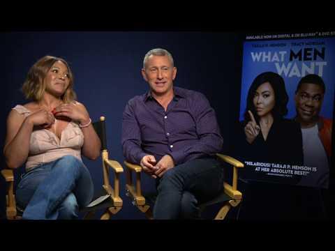 What Men Want (2019) - Adam Shankman And Tamala Jones Interview
