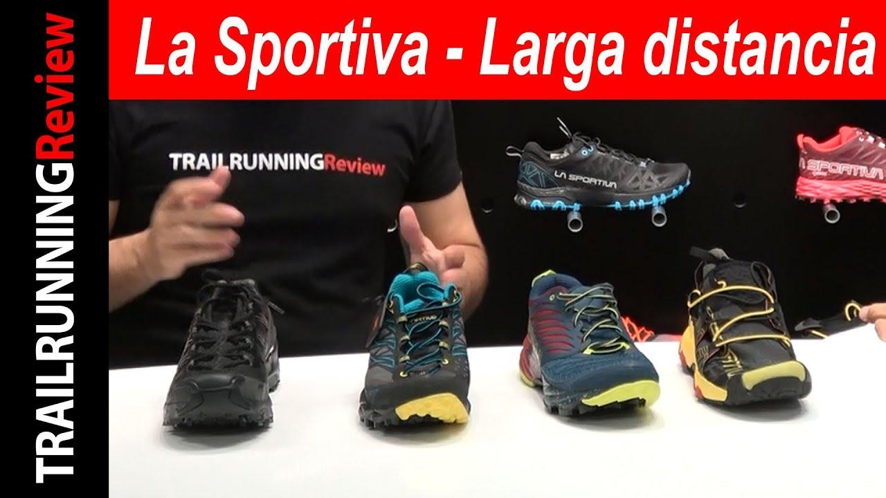 venta caliente online ba7ca 1ce08 La Sportiva - Gama zapatillas Trail Running larga distancia 2019