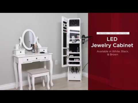 sky5080-sky5081-sky5082-full-length-led-mirror-jewelry-storage-organizer-cabinet-armoire