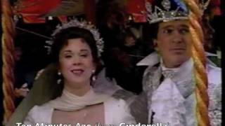 Crista Moore & George Dvorsky   Cinderella   1993 Macys Thanksgiving Parade