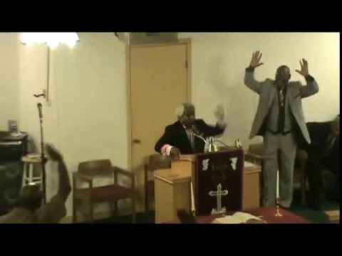"""""""That's Incredible"""" by National Evangelist Manuel Scott, Jr. @ Church of the Living God"""