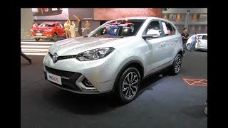 New 2018 MG Crossovers GS 2019