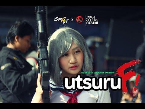 SoraArt - Utsuru F! 2017 By Japan Culture Daisuki