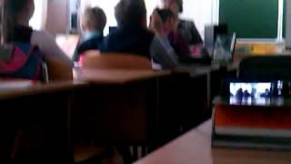 Урок музыки ( скрытая камера наблюдения)