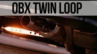 OBX Twin Loop Honda Civic EG D16Z6 2