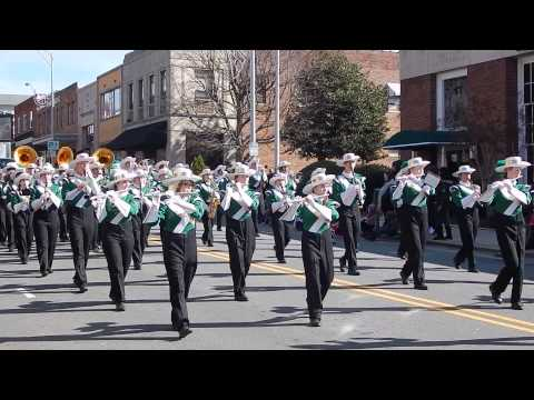 Eastern Alamance High School  Marching Band