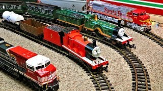 A Model Train Video For Kids And The Young At Heart