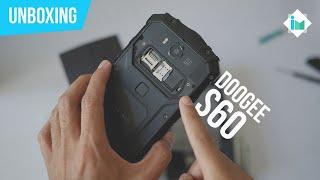 Doogee S60 - Unboxing en español