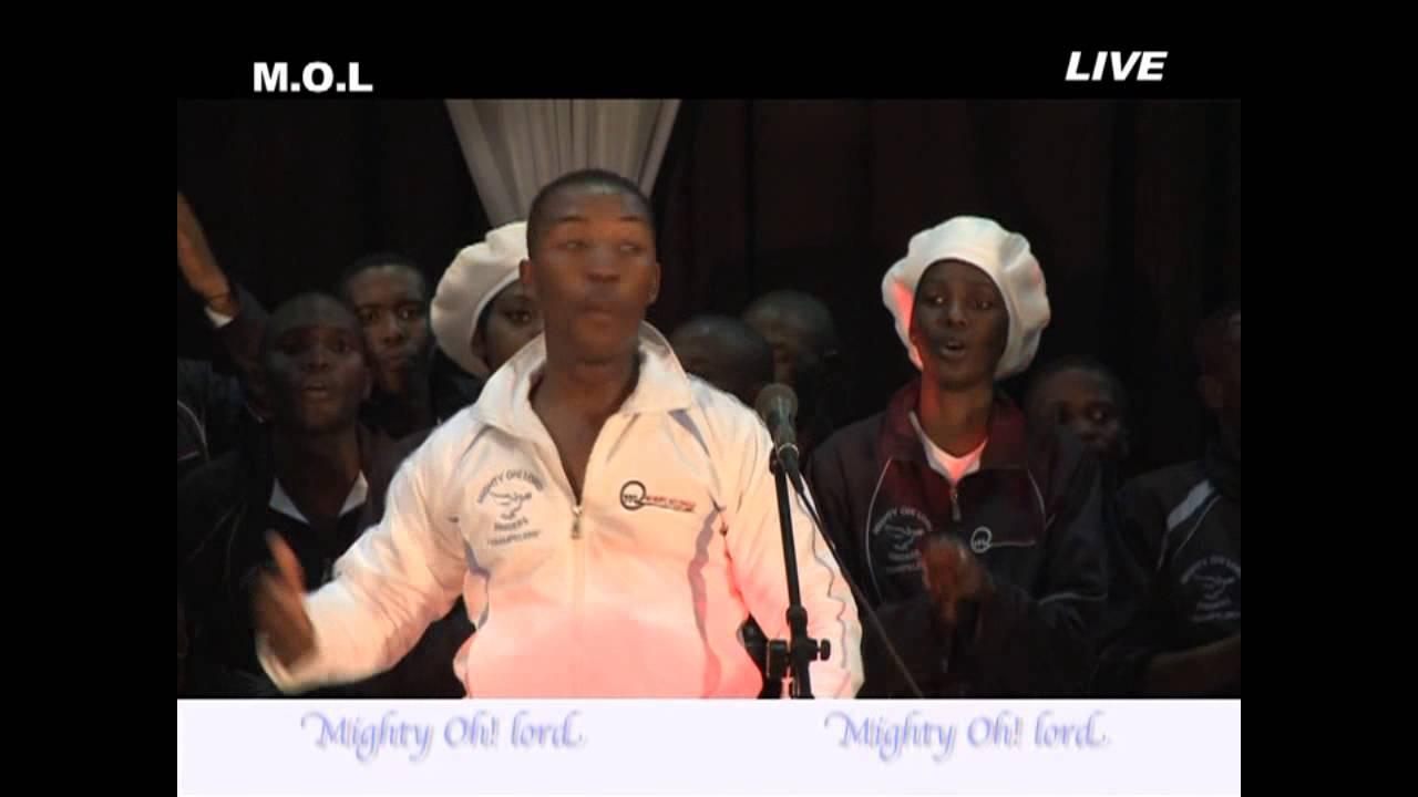 12 Mighty Oh! Lord  Moya Waka