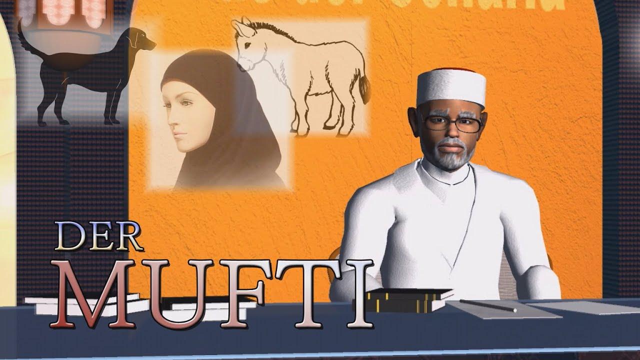 Islam: Esel, Hund und Frau annullieren das Gebet - YouTube